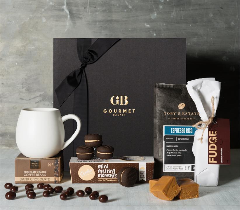 Image of Coffee Lover Hamper