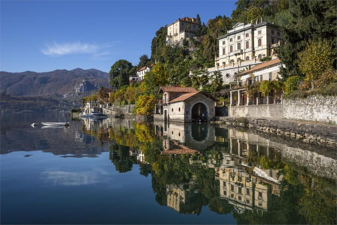 Cycle Touring Italy & Switzerland: The Great Lakes