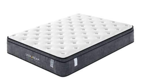 Deep Dream Essential Premium Eurotop 5 Zoned Mattress 34cm - Double