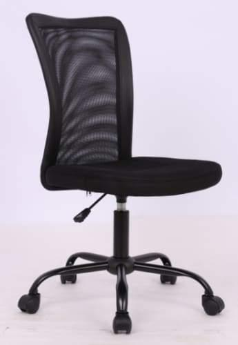 Amable Ergonomic Mesh Low Back Office Chair - Blue