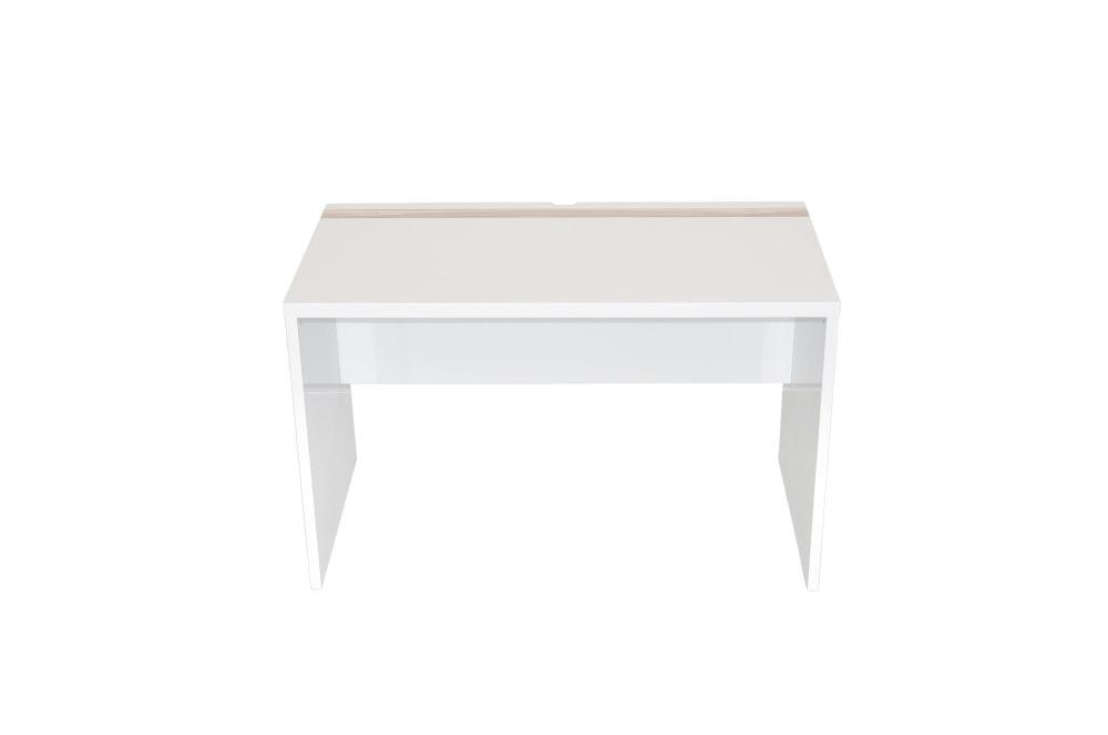 Abbey Small Office Desk - White