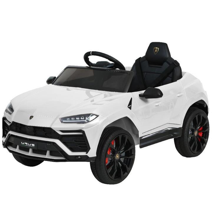 12V Electric Kids Ride On Toy Car Licensed Lamborghini URUS Remote Control White