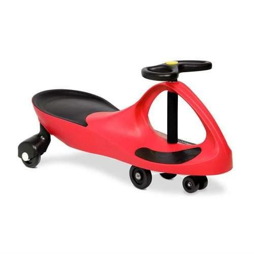 Kids Ride Pedal Free Swing Car 79cm - Red