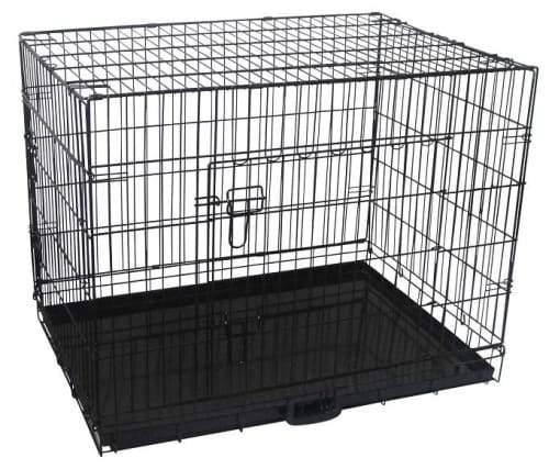 36 Pet Dog Crate with Waterproof Cover""
