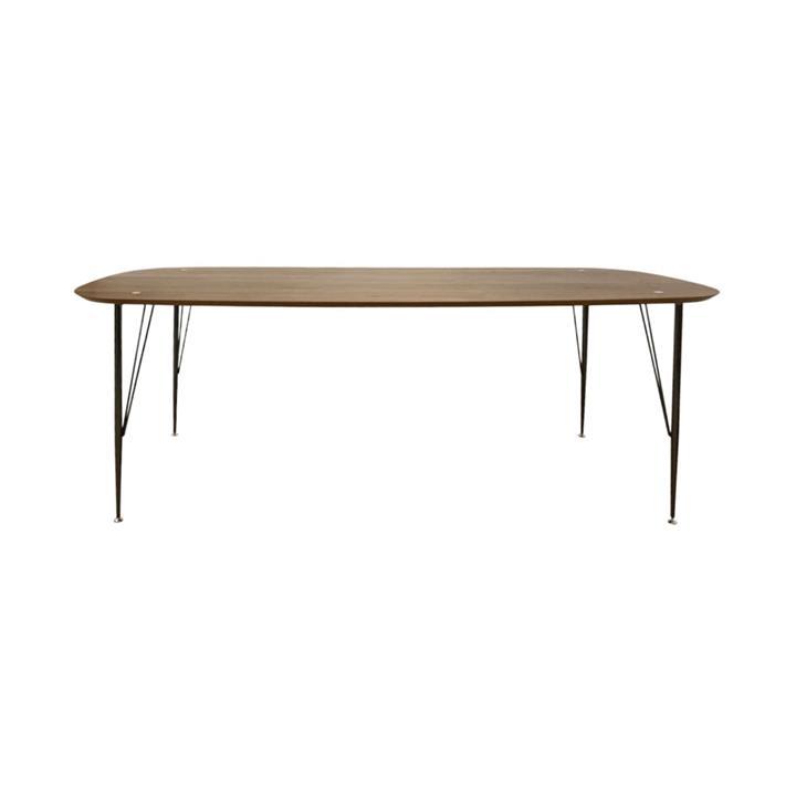 6IXTY2 Dining Table - Small - Walnut Satin