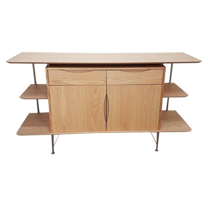 6IXTY2 Sideboard Cabinet - Oak