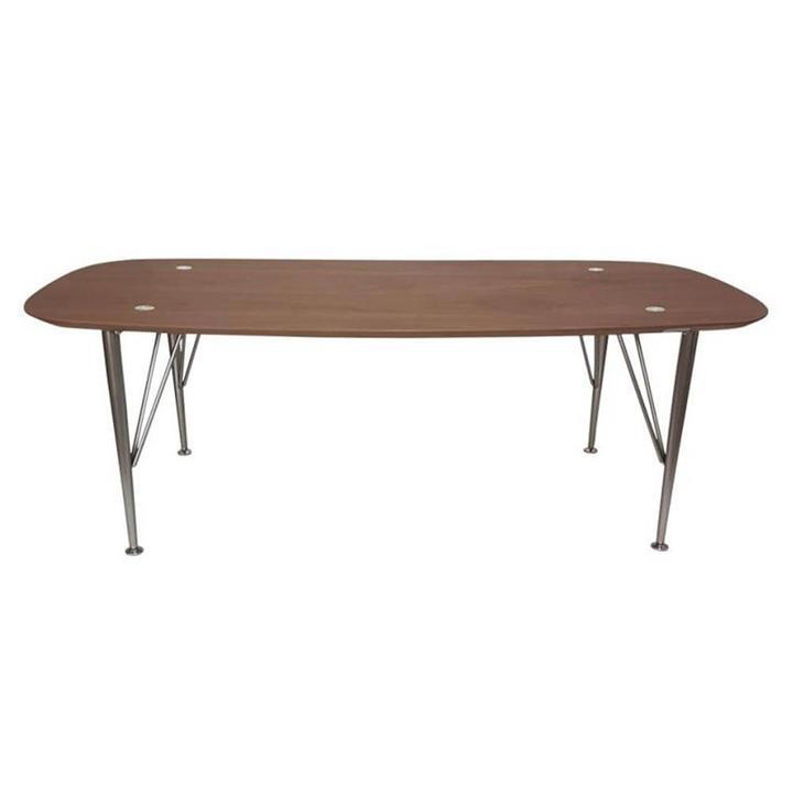 Image of 6ixty 6IXTY2 Coffee Table - Walnut Satin