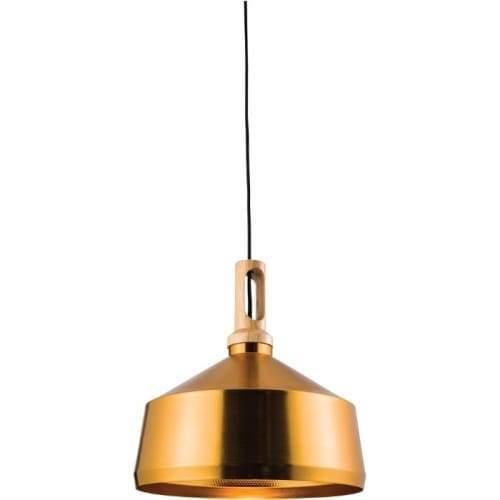 Biorn Angled Pendant Light - Metallic Gold
