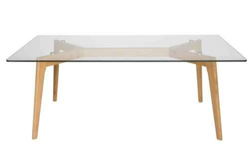 Stad Rectangular Coffee Table - Natural