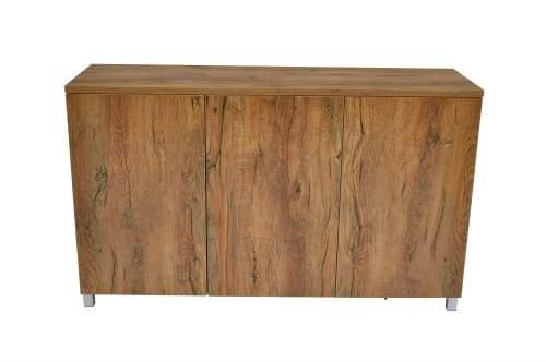 Bella Sideboard Buffet Unit Cabinet - Antique Oak