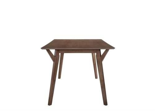Migo 4 Seater Dining Table - 120cm - Walnut