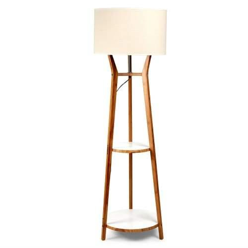Jordyn Classic Tripod Floor Lamp - Natural