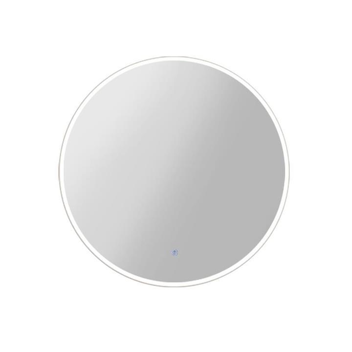 Embellir LED Wall Mirror Bathroom Light 80CM Decor Round decorative Mirrors