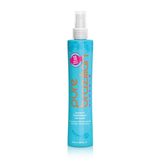 """Pure Brazilian """"Miracle"""" Leave-In Conditioner with Keratin 200ml"""