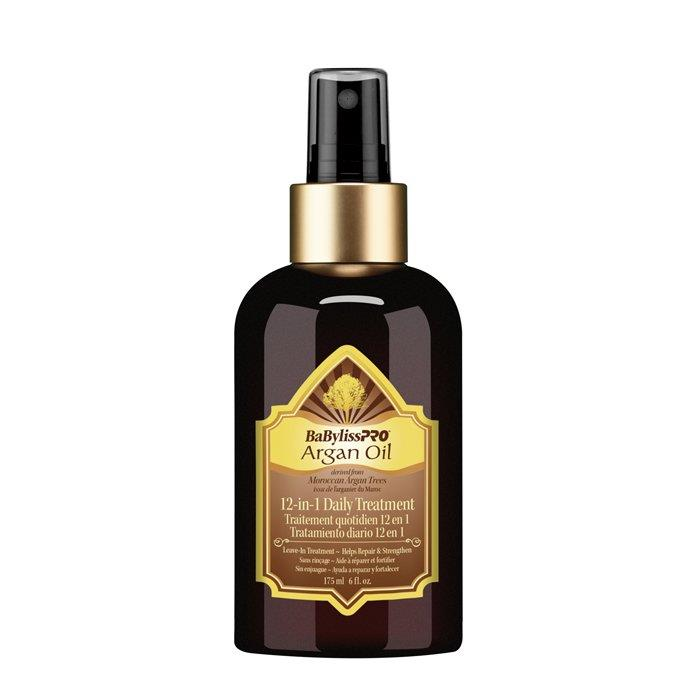 Babyliss Pro Argan Oil 12-in-1 Daily Treatment 175ml