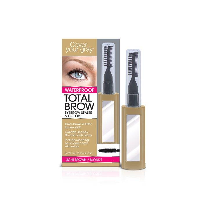 Cover Your Gray Total Brow Eyebrow Sealer Light Brown/Blonde 10g