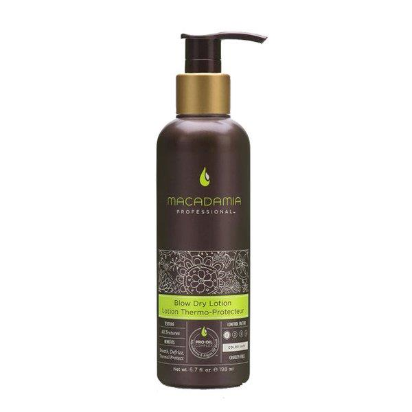 Macadamia Blow Dry Lotion 198ml