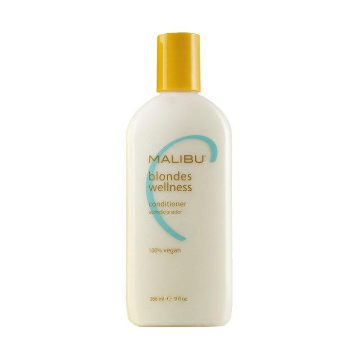 Malibu C Blondes Wellness Conditioner 266ml