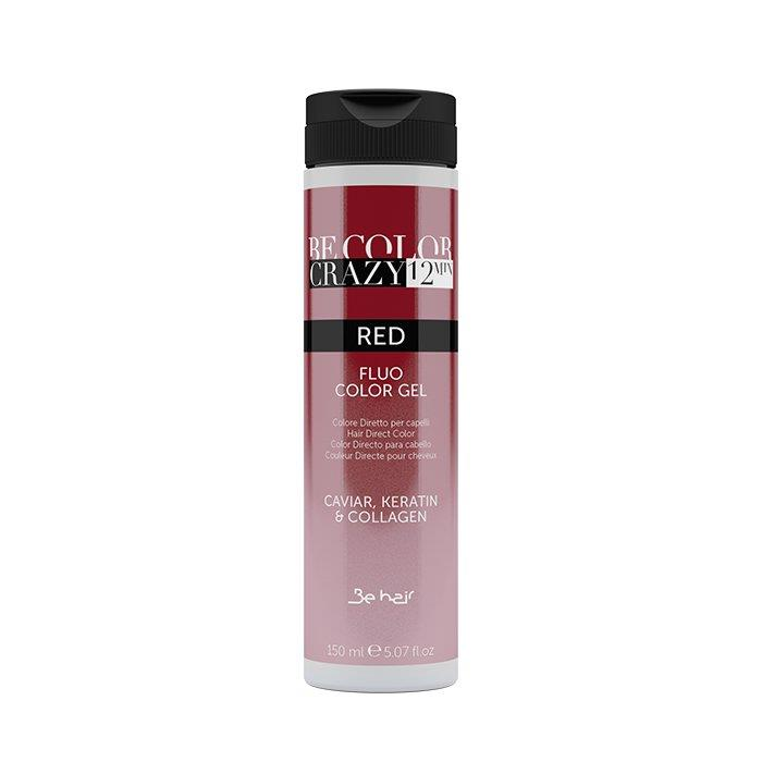 Be Color Crazy 12 Min Red 150ml