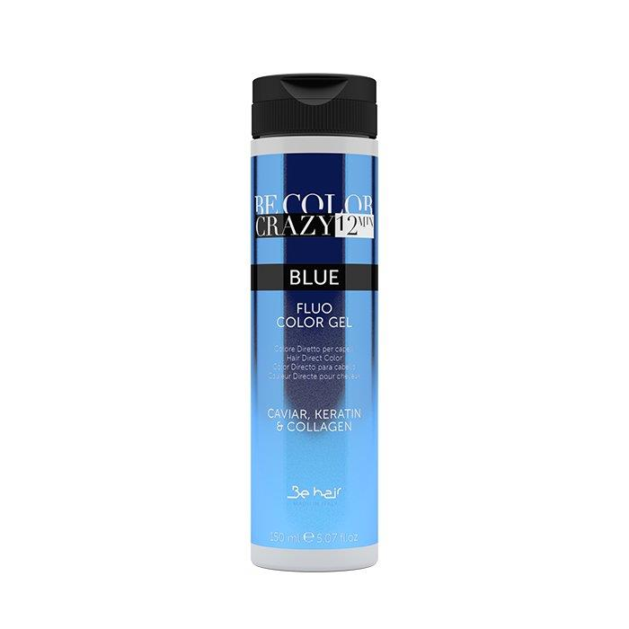 Be Color Crazy 12 Min Blue 150ml