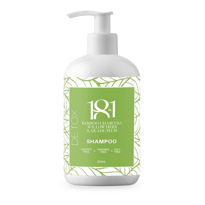 18 in 1 Detox Shampoo 500ml