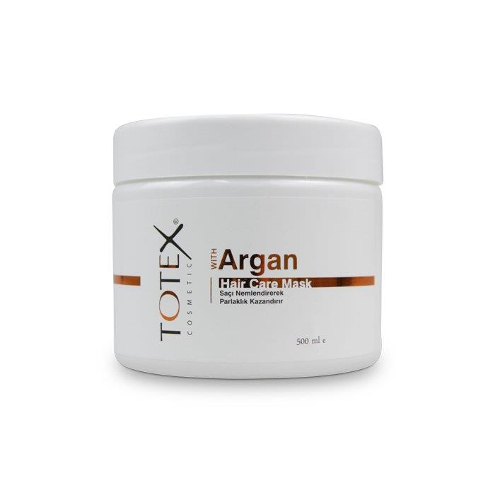 Totex Cosmetic Hair Care Mask With Argan 500ml