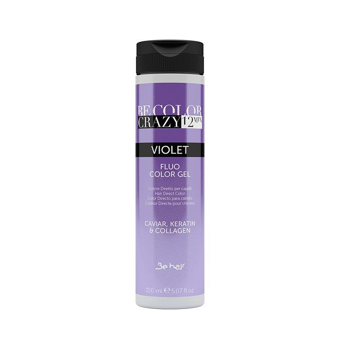Be Color Crazy 12 Min Violet 150ml