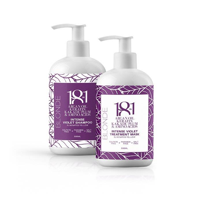 18 in 1 Intense Violet Duo Pack
