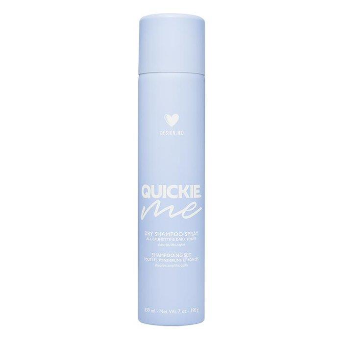 Design Me Quickie Me Dry Shampoo Brunette 339ml