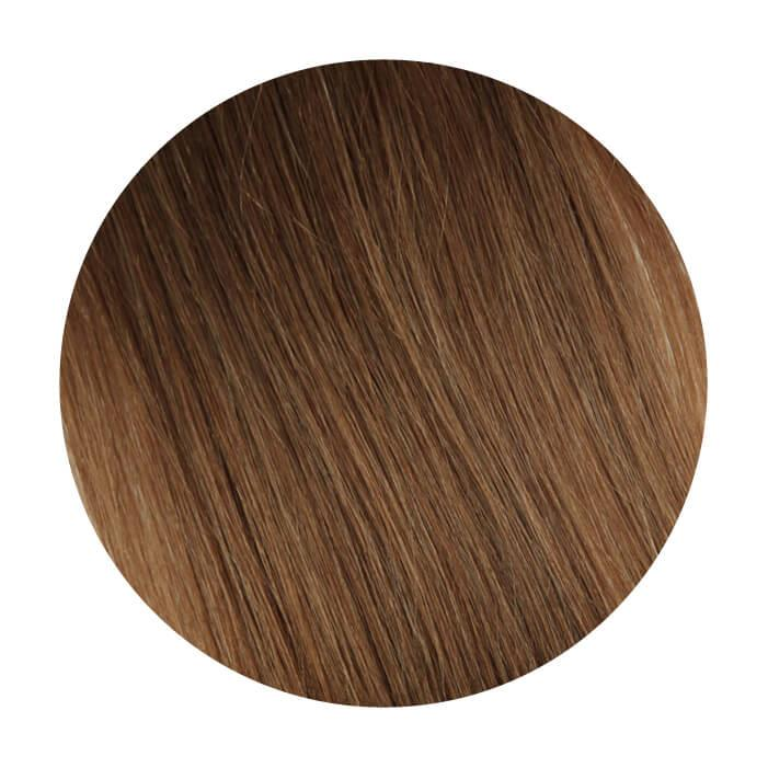 """Dollywood Hair Extensions Clip-Ins 22"""" #8"""