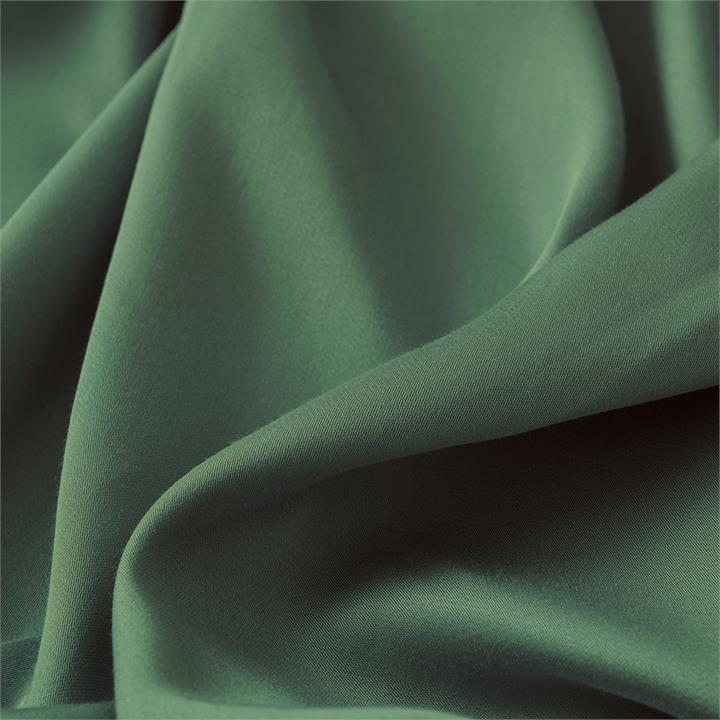 Ecosa Bamboo Bedding-Sheet set-King Single-Olive Green