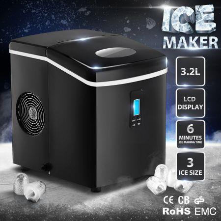 Image of 3.2L Home Portable Ice Maker Machine
