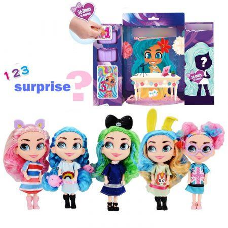 Image of Blind box series Doll Collectible Surprise Dolls and Accessories Styles May Vary
