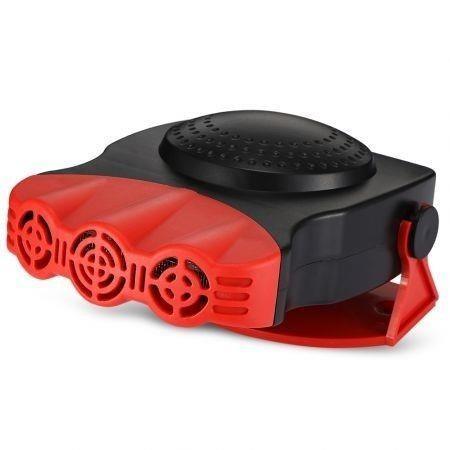 Image of 150W 12V Car Portable Fan Heater Windscreen Window Demister Defroster