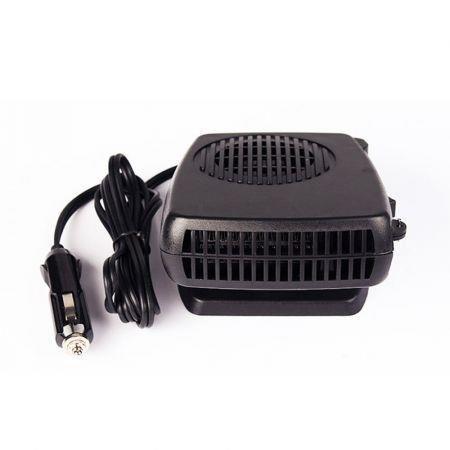 Image of New Car Heater Air Cooler Fan Windscreen Demister Defroster 12V(Black)
