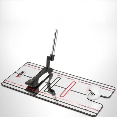 Image of Golf Training Aids Swing Trainer Straight Practice Mirror