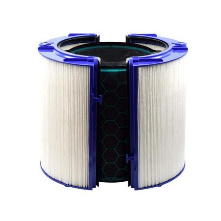 Image of Replacement HEPA Filter & Activated Carbon Filter Compatible with Dyson HP04 TP04 DP04 Sealed Two Stage 360