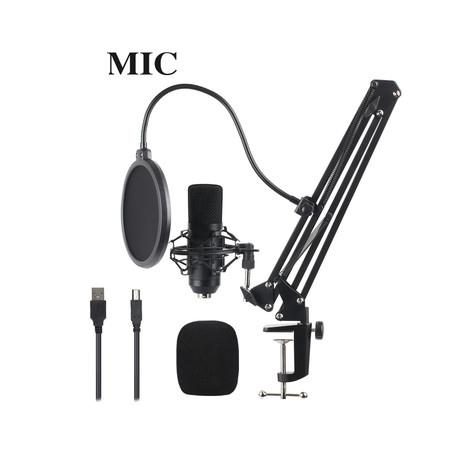Image of USB Condenser Microphone for Computer