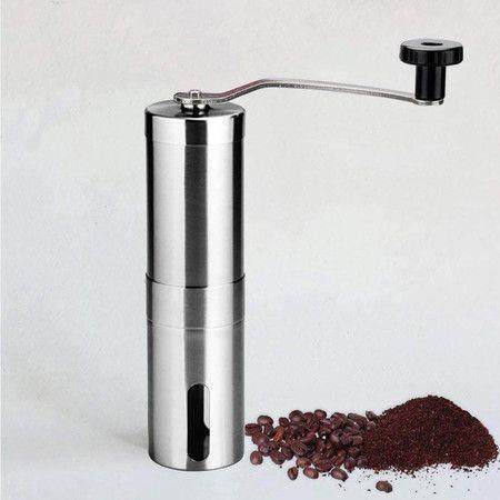 Image of Mini Stainless Steel Coffee Grinder