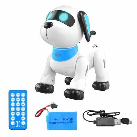 Image of Remote Control Dog Stunt Voice Control Dancing Programmable with Sound Electronic Pets Dog toy
