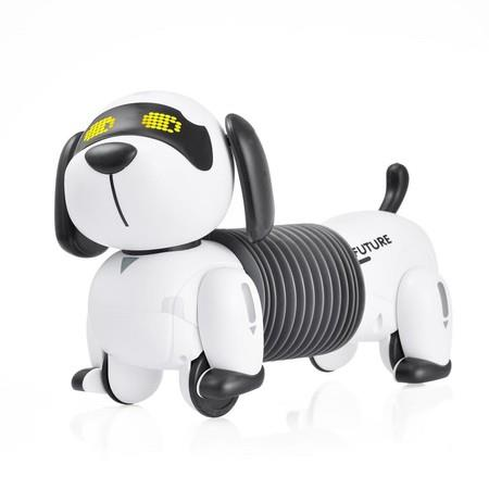 Image of Remote Control Smart Robot Dog Kids Toy Intelligent Interactive Robot Dog Toy Electronic Pet kid Gift