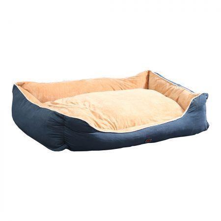 Pawz Pet Bed Mattress Dog Cat Pad Mat Puppy Cushion Soft Warm Washable L Blue