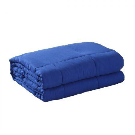 Image of DreamZ Weighted Blanket Heavy Gravity Deep Relax 7KG Adult Double Navy