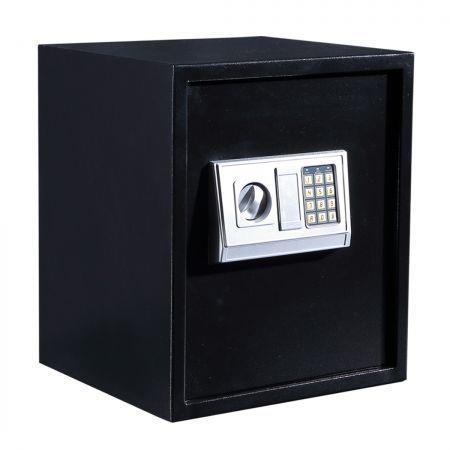 Image of 50L Electronic Safe Digital Security Box Home Office Cash Deposit Password