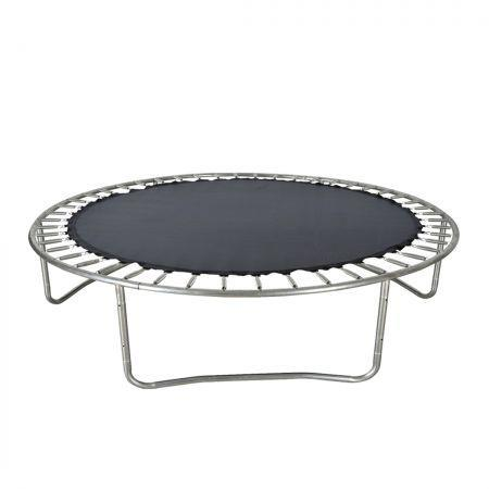 Image of 8 FT Kids Trampoline Pad Replacement Mat Reinforced Outdoor Round Spring Cover