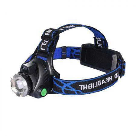 Image of 2x 500LM LED Headlamp Headlight Flashlight Head Torch Rechargeable CREE XML T6
