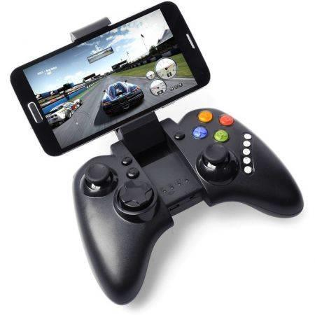 Image of Wireless Bluetooth Game Controller Gamepad For Android IOS PC Pad IP102
