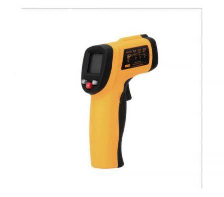 Image of Digital Lcd Ir Laser Infrared Thermometer Electronic Point Gun