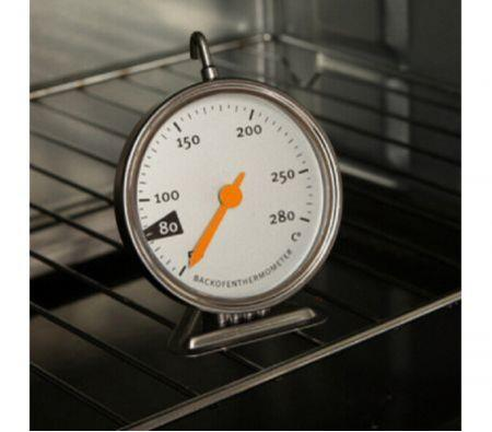 Image of Stainless Steel Baking Tools Kitchen Oven Thermometer