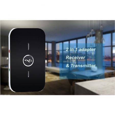Image of HIFI Wireless Bluetooth Audio Transmitter and Receiver 3.5MM RCA 2 in1 Adapter